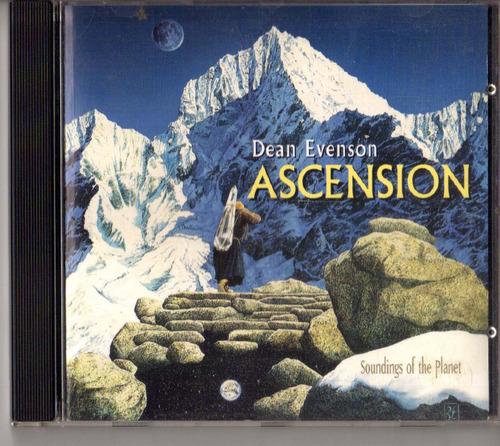 dean evenson ascension to tibet cd usado budismo excelente