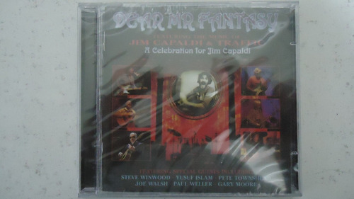dear mr. fantasy 02 cds jim capaldi novo cd coletanea