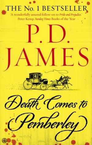 death comes to pemberley - p. d. james - rincon 9