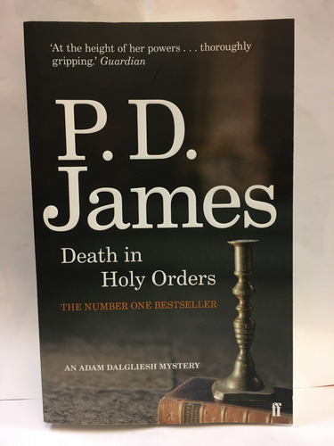 death in holy orders - p.d. james - penguin - rincon 9
