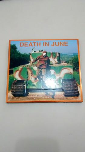 death in june cd abandon tracks! bauhaus cure joy division