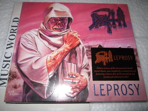 death leprosy cd doble press u.s.a - relapse