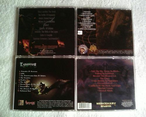 death metal suramericano cd's