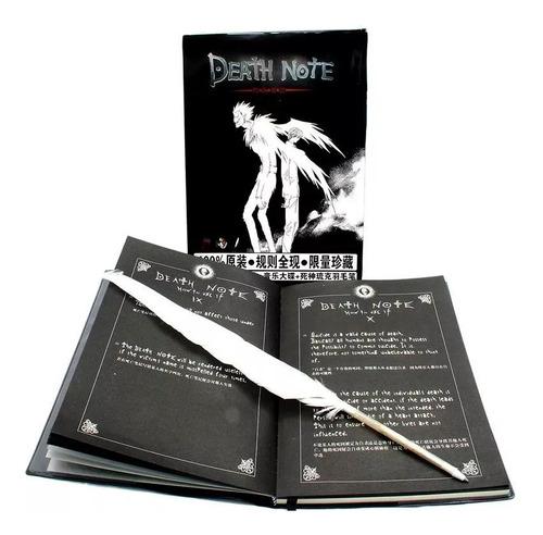 death note, agenda, libreta, 100 % original, anime