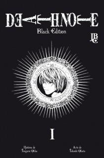 death note - black edition volume 1- manga -  jbc