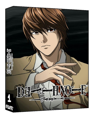 death note [coleccion completa] [5 dvds]