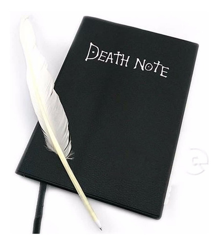 death note cuaderno ideal para coleccionistas anime kira l