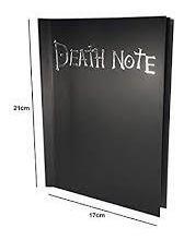 death note: libreta coleccionable cd y pluma