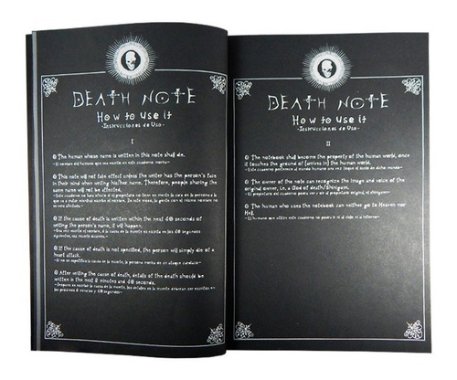 death note libreta light chica