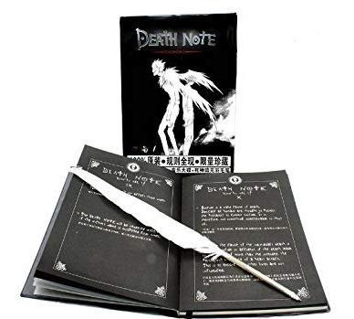 death note libreta nueva somos tienda