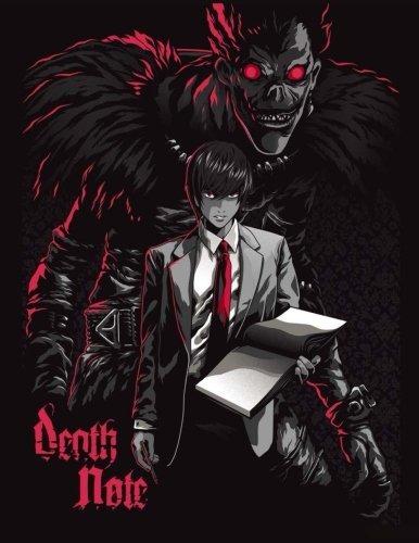 Death Note Libro De Colorear Con Anime 28900 En Mercado Libre
