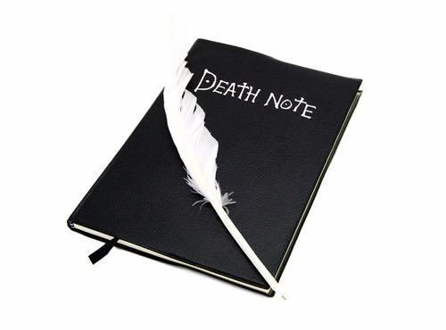 death note libro de la muerte c/ lapicera pluma calidad sup