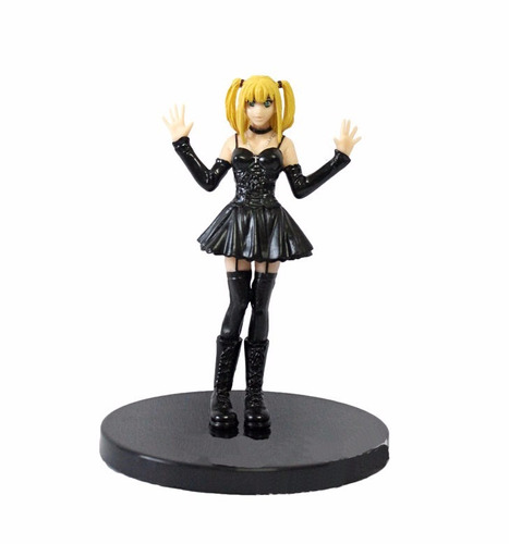death note misa misa figura con base 15cm
