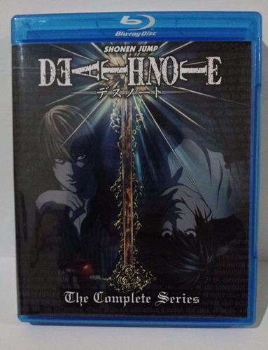 death note serie completa bluray - blu ray box