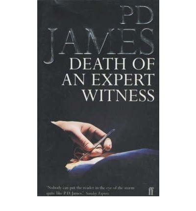 death of an expert witness - p. d. james - faber & faber