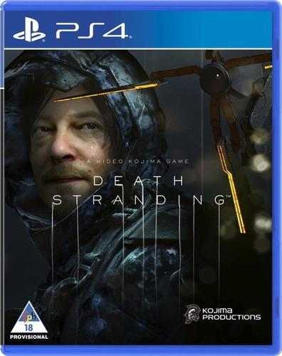 death stranding juego ps4 nuevo cd fisico original sellado
