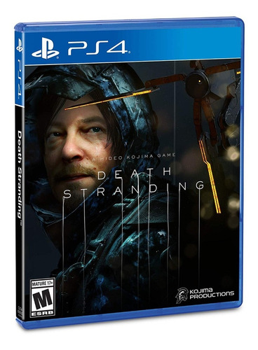 death stranding ps4 nuevo y sellado 100% original disponible