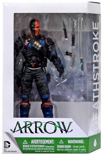 deathstroke dc collectibles arrow