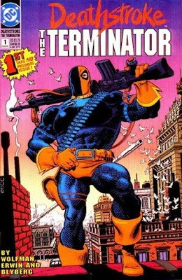 deathstroke the terminator cómics digital español