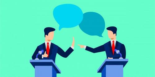 debato sobre cualquier temática polémica tabú