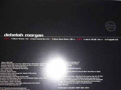 debelah morgan - dance with me ( single 12  - hip hop new)