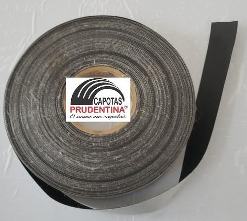 debrum de pvc de 3,5 cm de largura para acabamento de capota