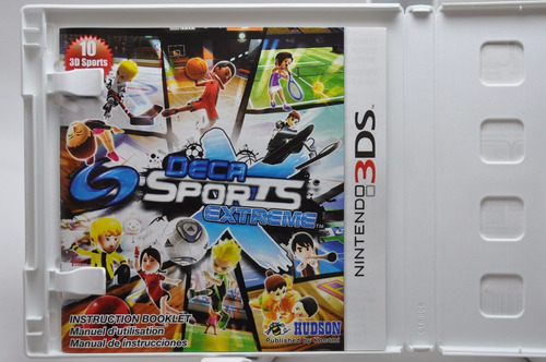 deca sports extreme nintendo 2ds 3ds
