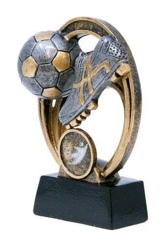 decade awards soccer halo trophy | premio tall futbol de ...