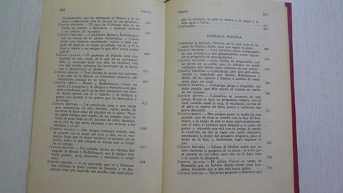 decamerón. boccaccio. 3a ed. credsa. barcelona. 1972.