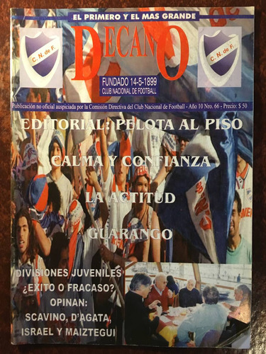 decano, revista de nacional, 66