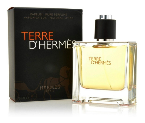 decant amostra do perfume terre d'hermes pure parfum 10ml