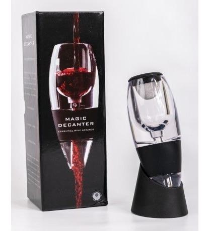 decantador de vino oxigenador aireador