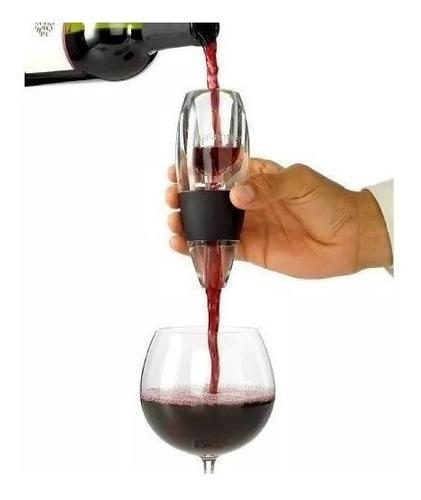 decantador oxigenador decanter vino aireador con base