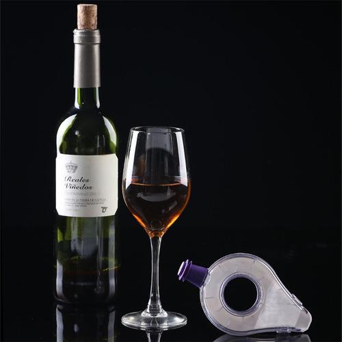 decantador oxigenador para vino aireador