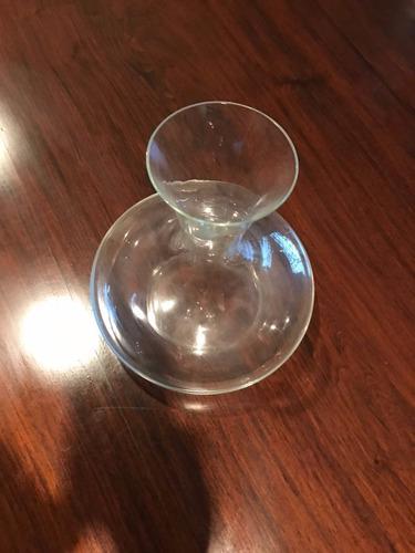 decanter vino usado vidrio pinguino (4)
