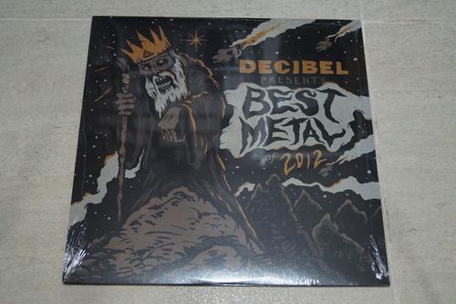 decibel best metal 2012 vinilo rock activity