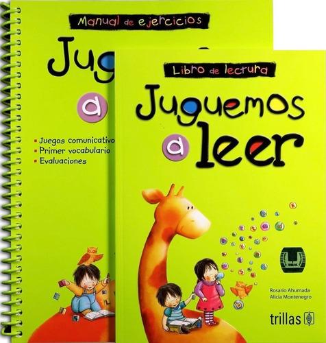 (décima edición ) de juguemos a leer + libro de trabajo