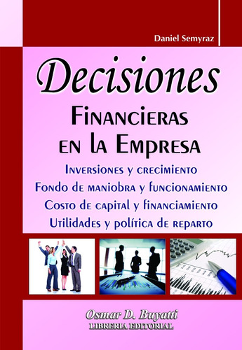 decisiones financieras en la empresa - semyraz daniel