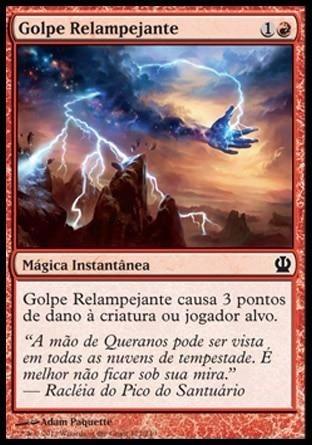 deck burn rápido - 60 cards - 100% em português - pronto!!!
