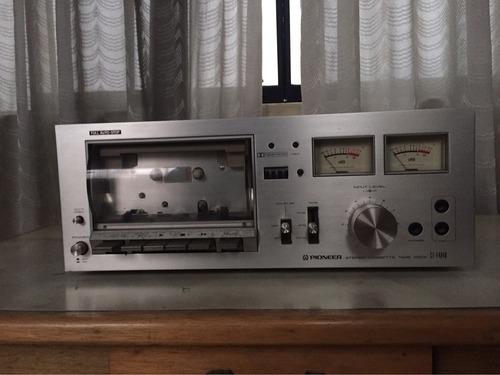 deck cassettera vintage pioneer sansui technics marantz