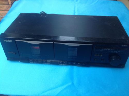 deck de cassette estéreo marca teac treinta trumps