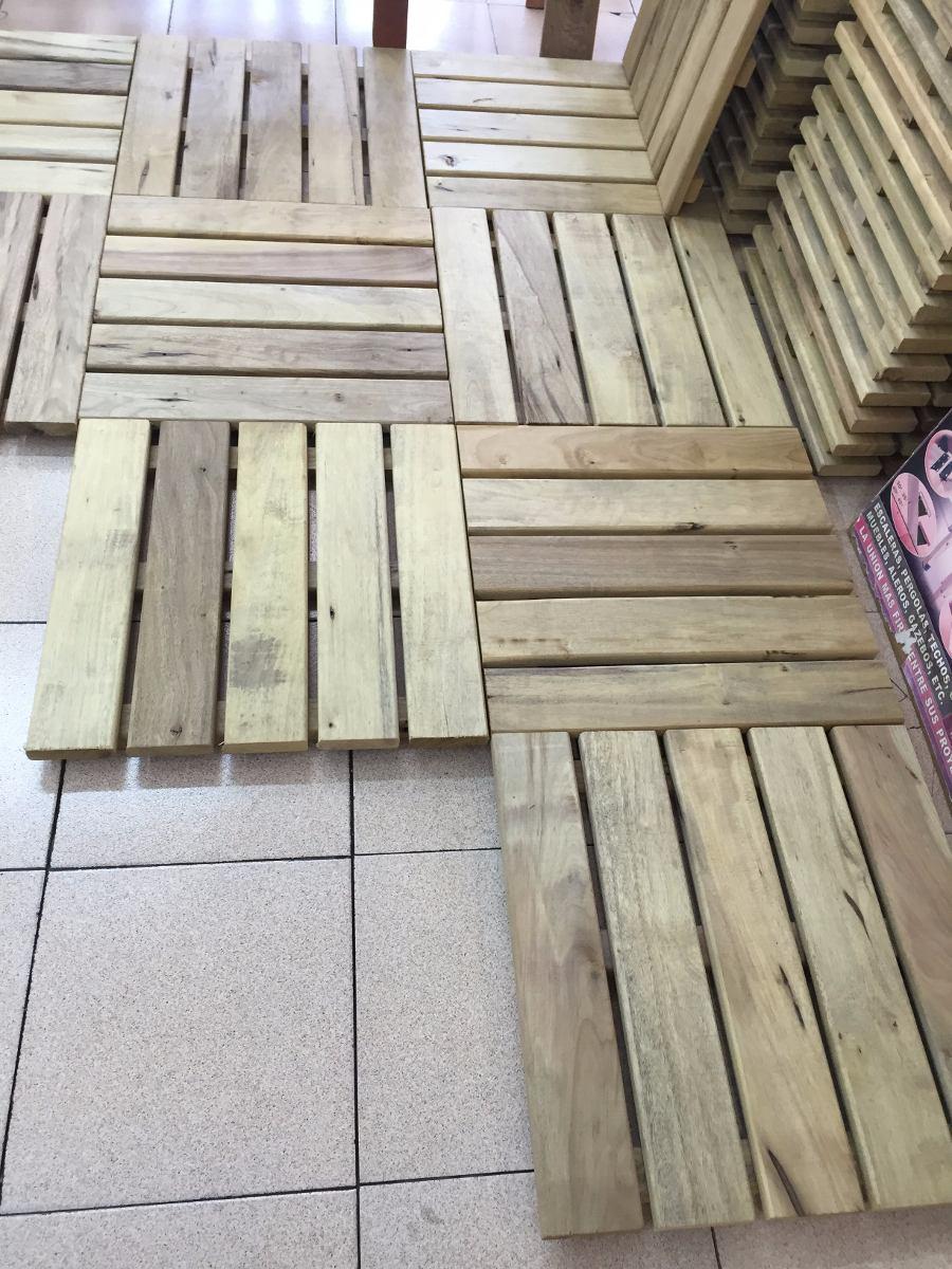 Baldosas de madera para exterior amazing perfecto baldosas de madera para exterior molde ideas - Baldosa madera exterior ...