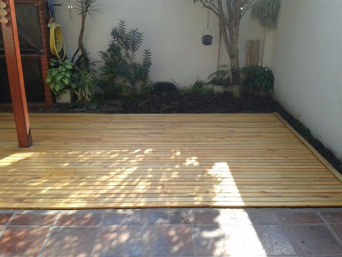Madera para exterior amazing deck composite tarima with for Pisos de madera para exteriores