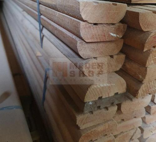 deck de madera eucaliptus valor x m2 - mader shop