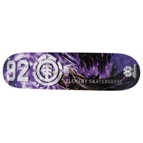 deck element '92 wolf + lija/pernos/antivibradores/rod abec9