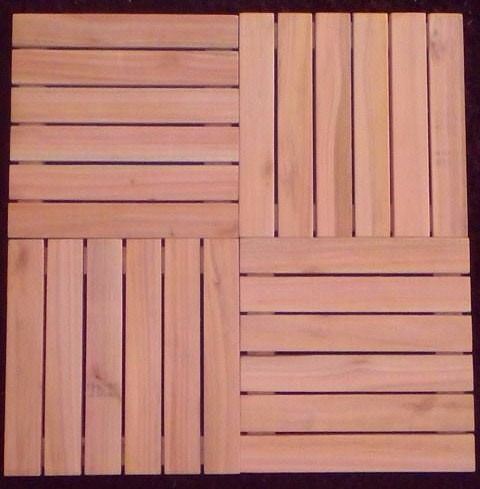deck especial 33x33 cm - kit 12 peças - promoção