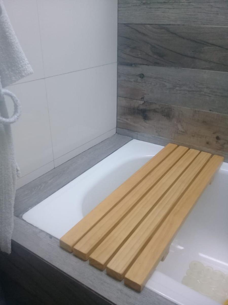 deck estante baño para bañera. Cargando zoom. 504455a24f9c