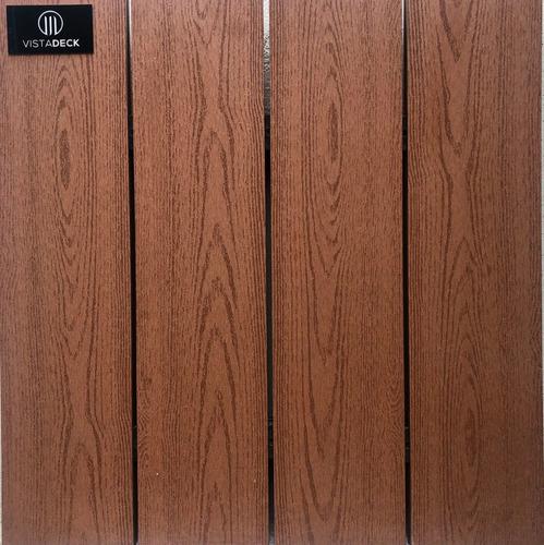 deck exterior; wpc, bambú, sintético piso y muro $325 neto