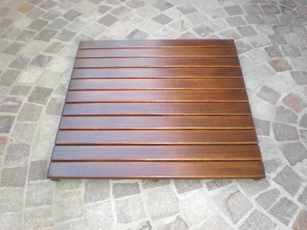 Cabina De Baño Mercado Libre:Deck De Madera Para Cabina De Ducha, Alfombras De Baño Deck