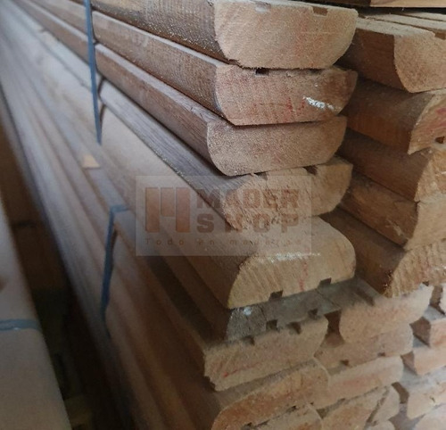 deck madera eucaliptus  sistema click - valor x m2 - mader shop